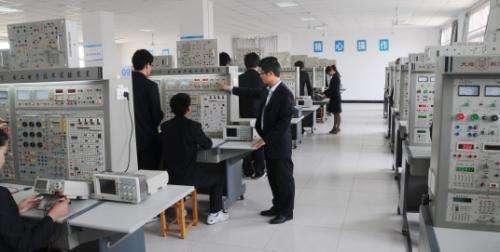 开放电工电子实验室